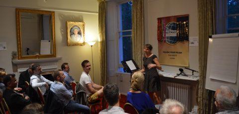 Spotkanie w języku angielskim i mili goście – podsumowanie
