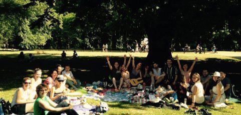 Piknik w Hyde Parku – lipiec 2016 r.