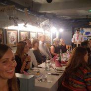 Roast Party na cześć Marioli Gancarz – wspomnienie