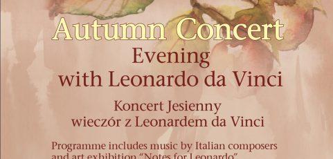 Wieczór z Leonardo da Vinci