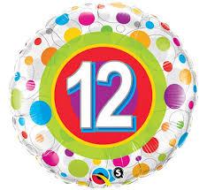 12 urodziny klubu
