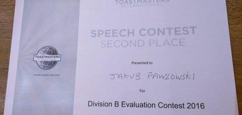 Wielki sukces Jakuba Pawłowskiego i Polish Your Polish