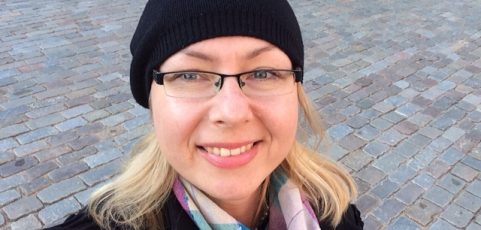 Magda Czarnecka – moja ścieżka w Toastmasters – czyli jak fenomenalna pamięć urzekła moją nieśmiałość